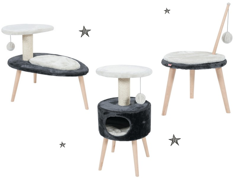 d couvrez nos arbres chat scandy de zolux pur s et l gants. Black Bedroom Furniture Sets. Home Design Ideas